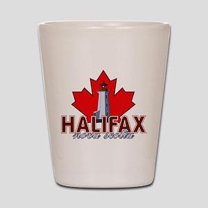 Halifax Lighthouse Shot Glass