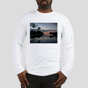 Moorea Sunset Long Sleeve T-Shirt