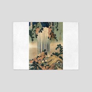 Yoro Waterfall In Mino Province - Hokusai Katsushi