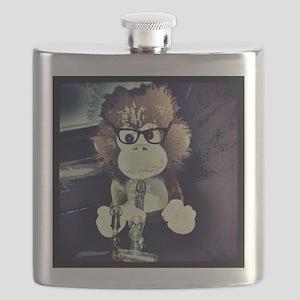Dab Monkey Flask