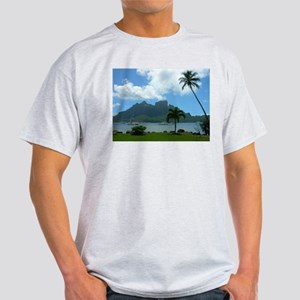 Island Ash Grey T-Shirt