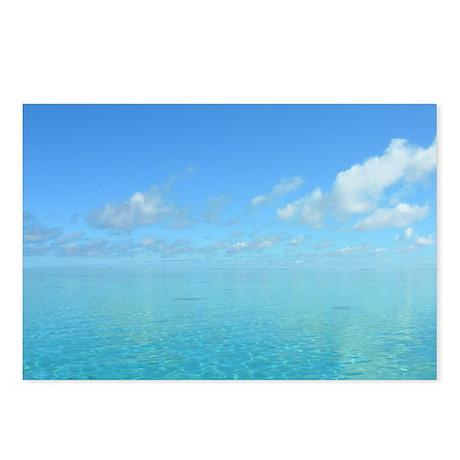 Blue Waters 2 Postcards (Package of 8)
