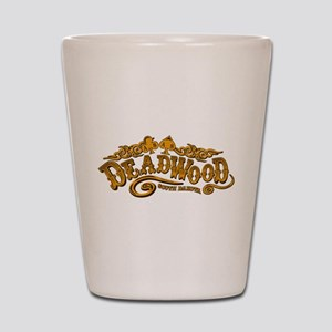 Deadwood Saloon Shot Glass