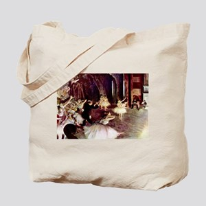Edgar Degas Stage Trial Tote Bag
