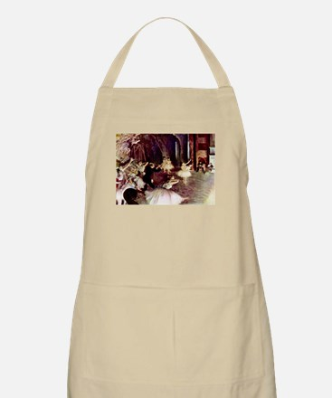 Edgar Degas Stage Trial Apron
