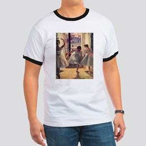 Edgar Degas Three Dancers Ringer T