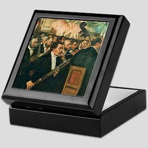 Edgar Degas The Orchestra of the Opera Keepsake Bo