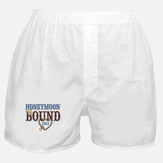 Honeymoon Bound 2013 Boxer Shorts