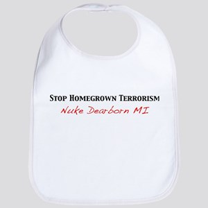 Stop HomeGrown Terrorism Bib