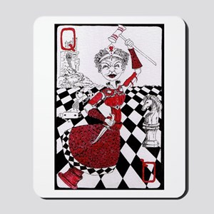The Red Queen Mousepad