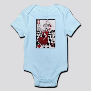 The Red Queen Infant Bodysuit