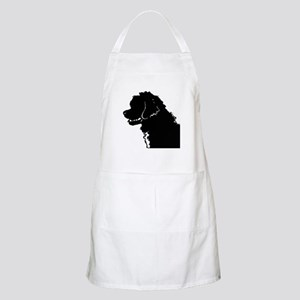 Portuguese Water Dog Head Apron