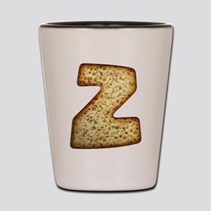 Z Toasted Shot Glass
