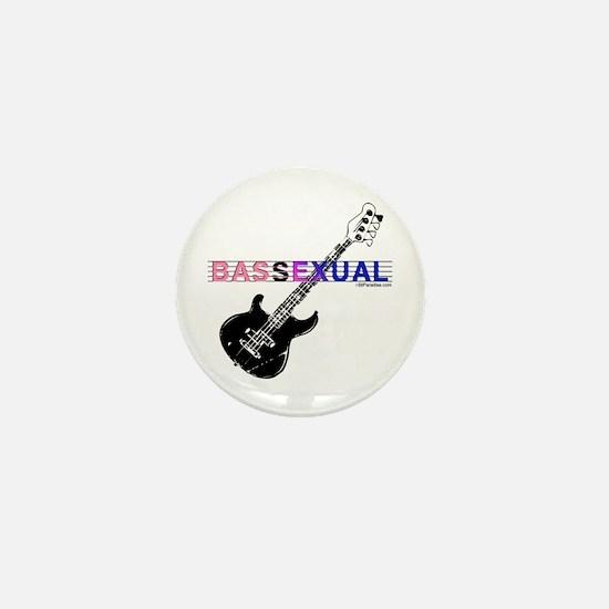 BasSexual Mini Button