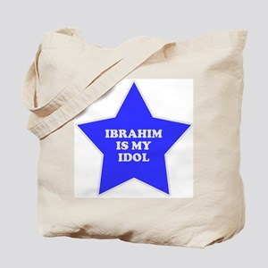 Ibrahim Is My Idol Tote Bag