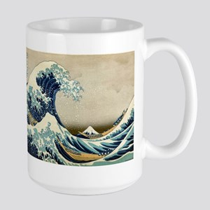 Great Wave Off Shore of Kanagawa - Hokusai Katsush