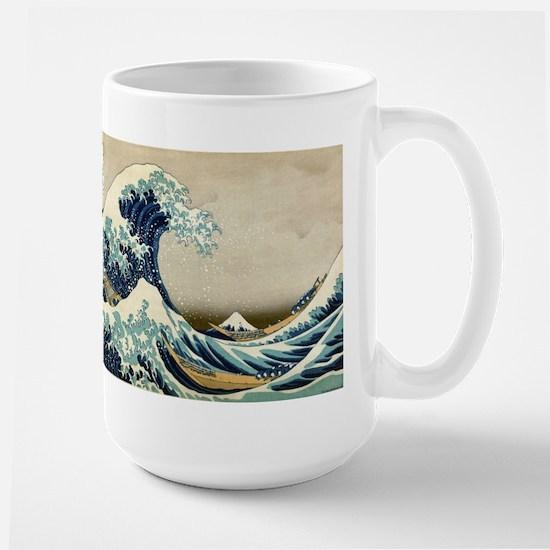 Great Wave Off Shore of Kanagawa - Hokusai Katsush