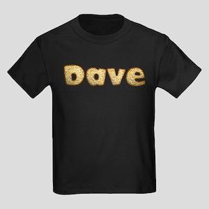 Dave Toasted Kids Dark T-Shirt