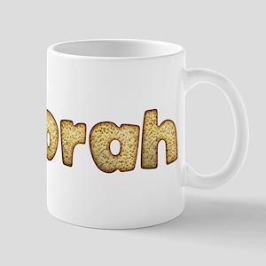Deborah Toasted Mug