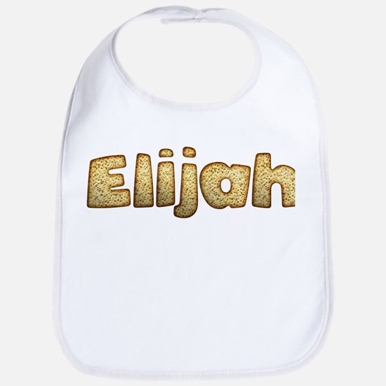 Elijah Toasted Bib