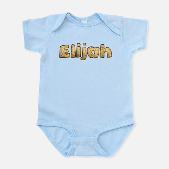Elijah Toasted Infant Bodysuit