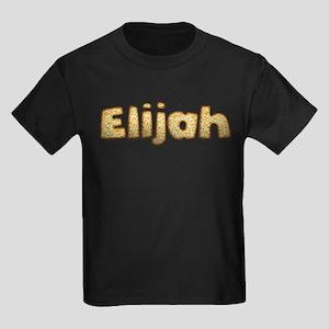 Elijah Toasted Kids Dark T-Shirt