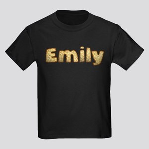 Emily Toasted Kids Dark T-Shirt