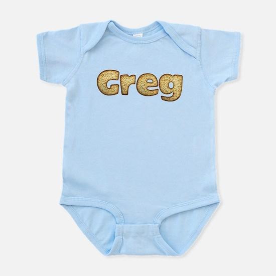 Greg Toasted Infant Bodysuit