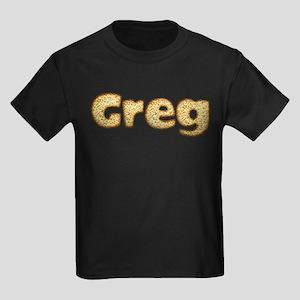 Greg Toasted Kids Dark T-Shirt