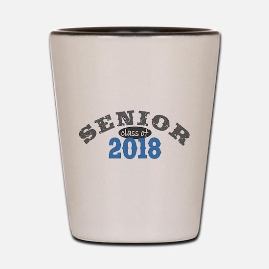 Senior Class of 2018 Shot Glass