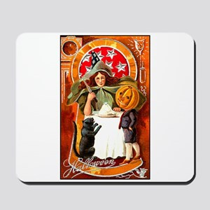 Victorian Witch Mousepad