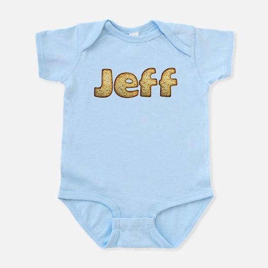 Jeff Toasted Infant Bodysuit