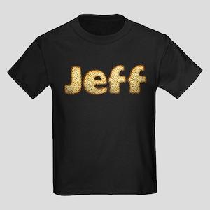 Jeff Toasted Kids Dark T-Shirt