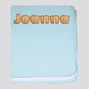 Joanna Toasted baby blanket