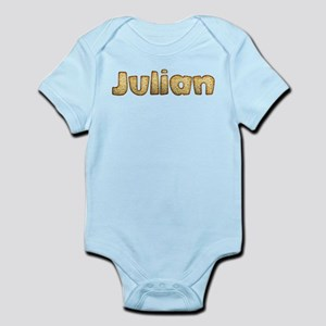 Julian Toasted Infant Bodysuit