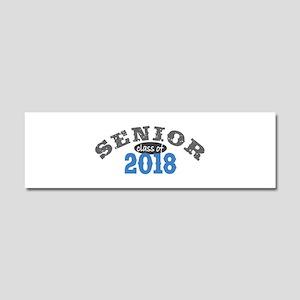 Senior Class of 2018 Car Magnet 10 x 3