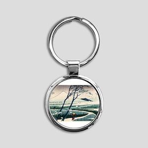 Fukeiga 2 - Hokusai Katsushika - 1849 - woodcut Ke