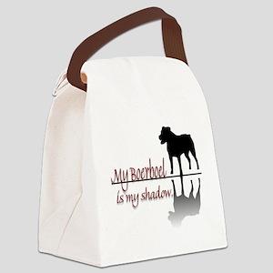 Boerboel Shadow Canvas Lunch Bag