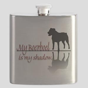 Boerboel Shadow Flask