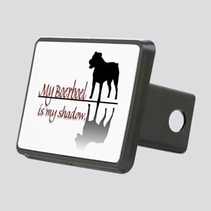 Boerboel Shadow Rectangular Hitch Cover