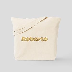 Roberto Toasted Tote Bag
