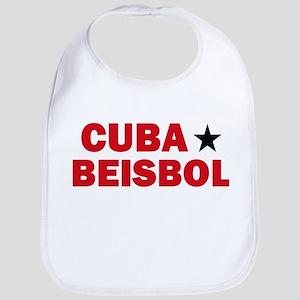 Cuba Beisbol Bib