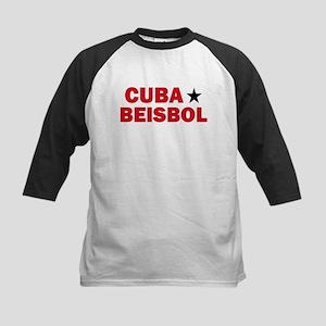 Cuba Beisbol Kids Baseball Jersey