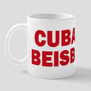 Cuba Beisbol Mug