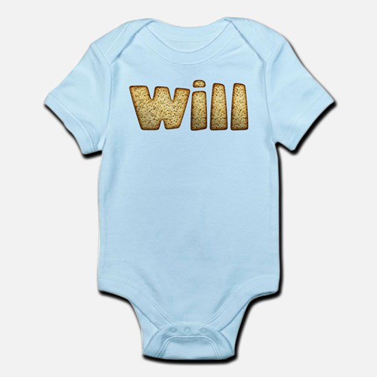Will Toasted Infant Bodysuit