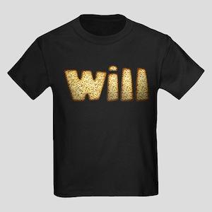 Will Toasted Kids Dark T-Shirt