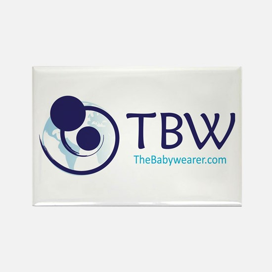 TBW-logo.png Rectangle Magnet (10 pack)