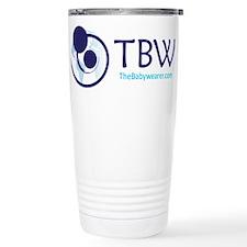 TBW-logo.png Stainless Steel Travel Mug