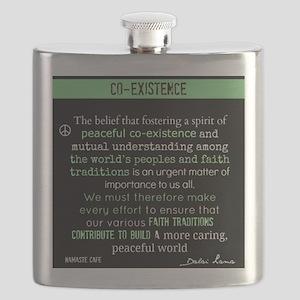 Co-Existence, Dalai Lama Flask