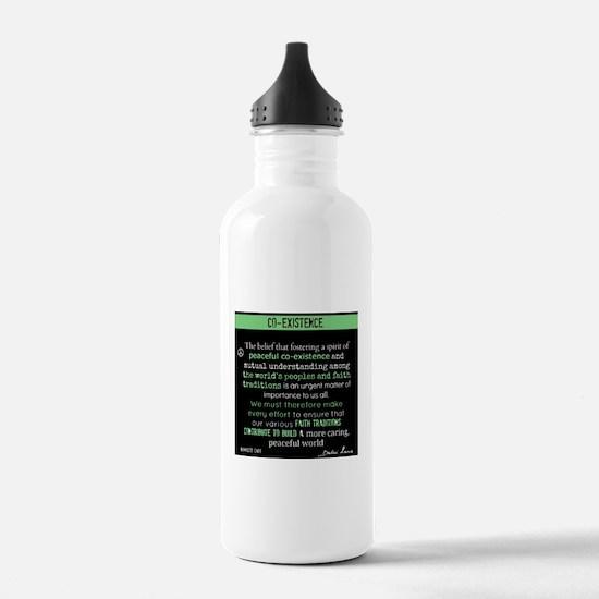 Co-Existence, Dalai Lama Water Bottle